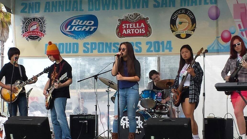 Downtown San Mateo Festival