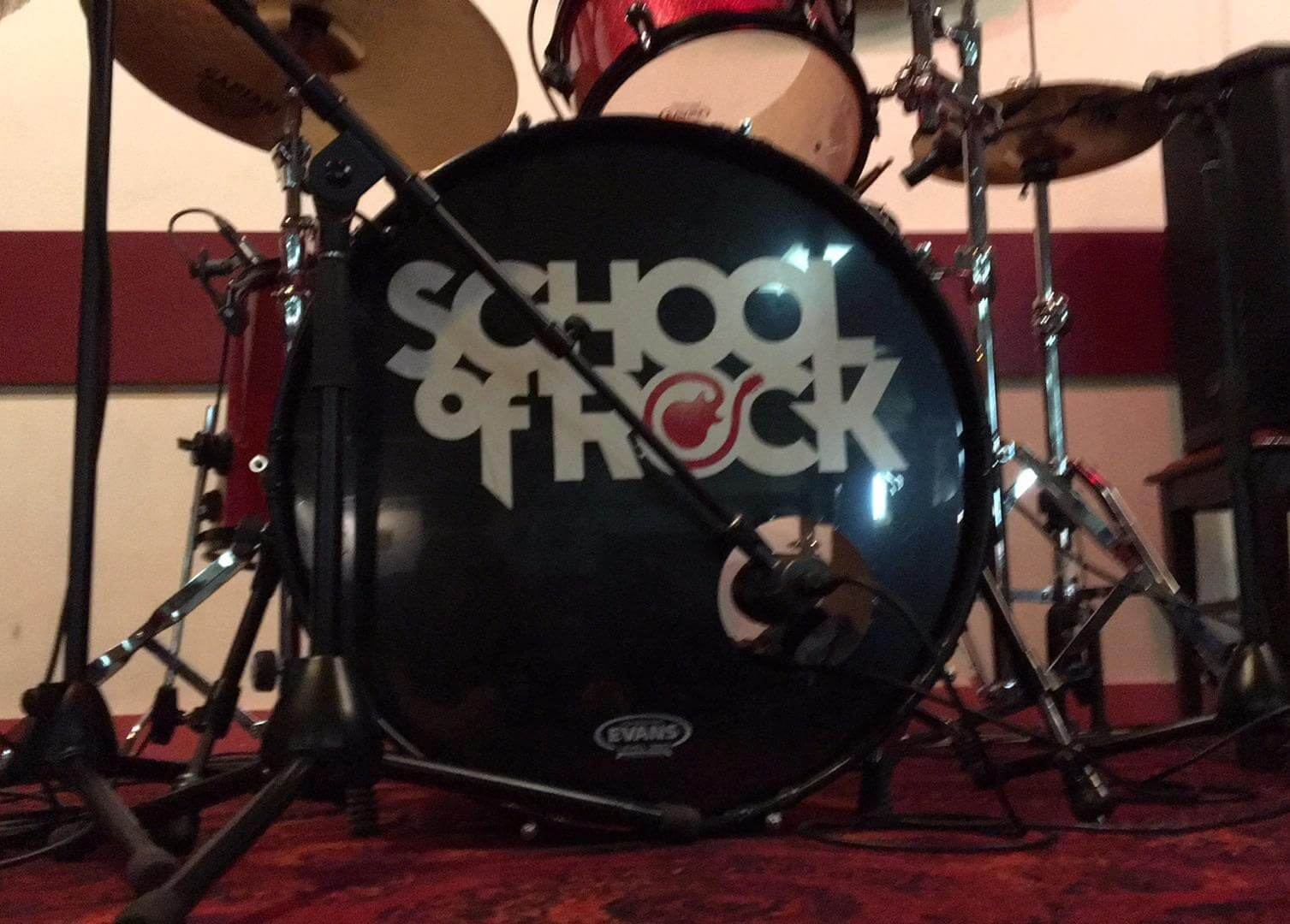 Drummers love School of Rock. School of Rock Calgary South loves drummers :)