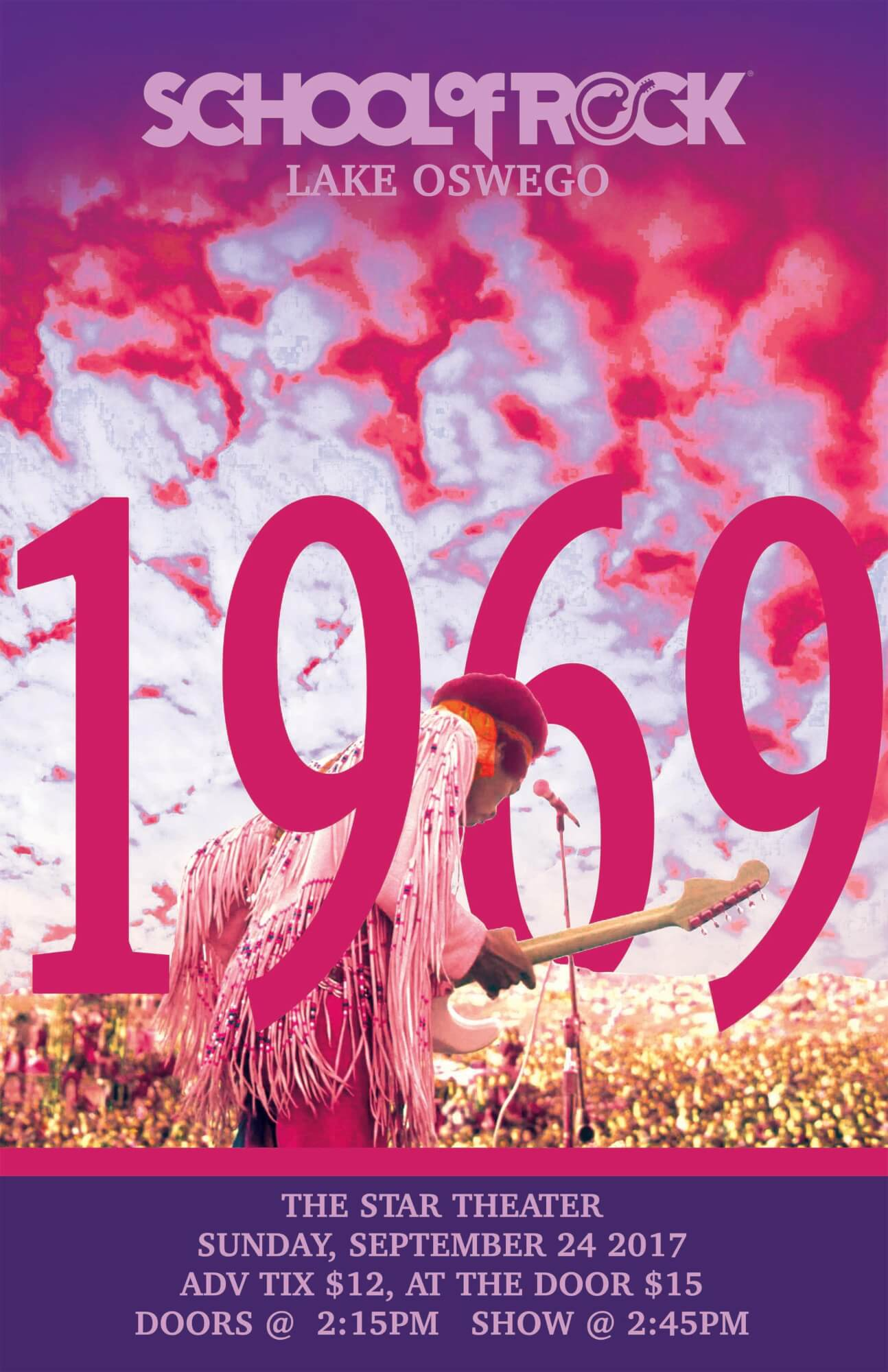 1969 - Awesome year for Rock 'n' Roll
