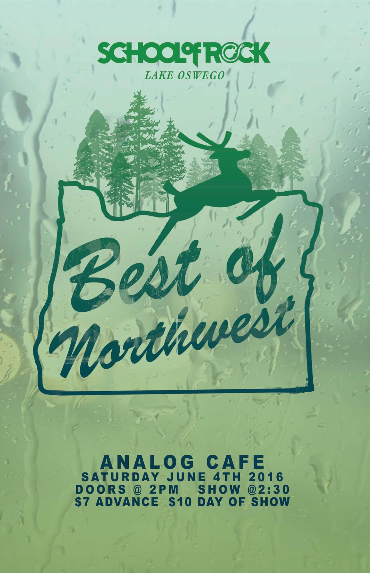Best of the Northwest!!