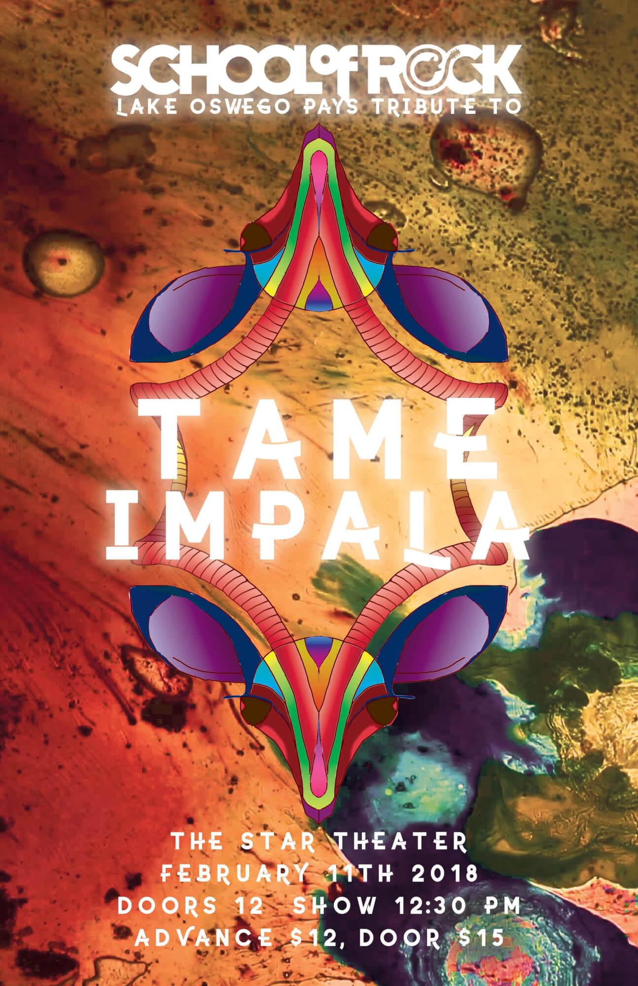 Tame Impala.......