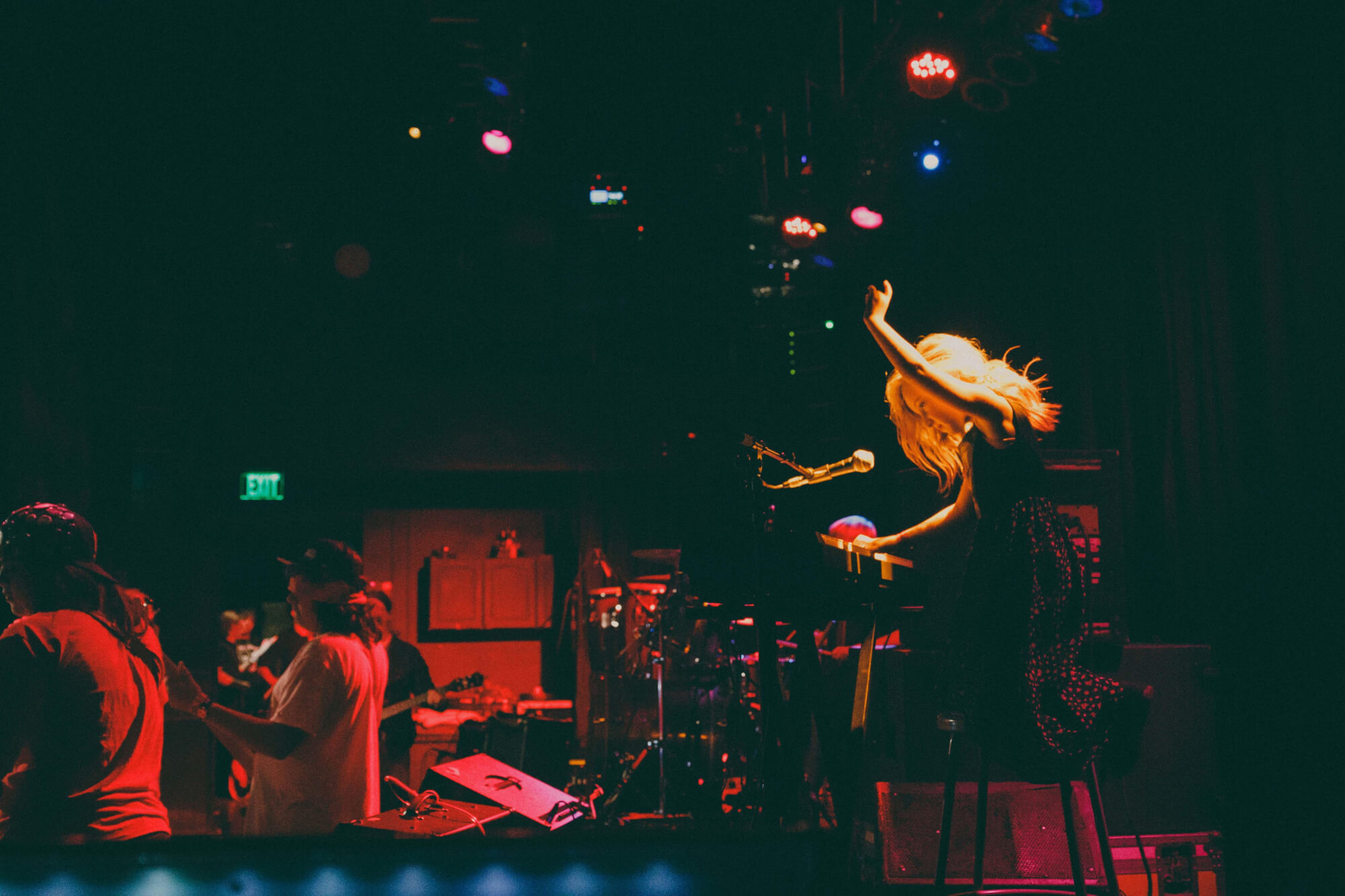 School of Rock Huntington Beach Performance Program rocking their Evolution of Punk show!