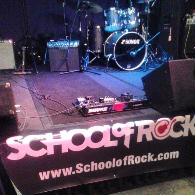 School of Rock Performance Program Get on Stage and Rock!