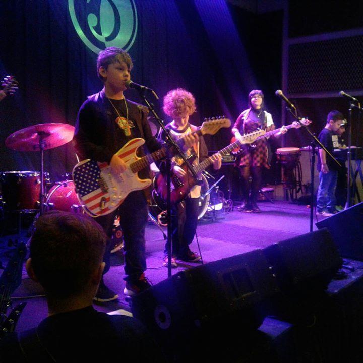 Rawker Nation at Winter Jam