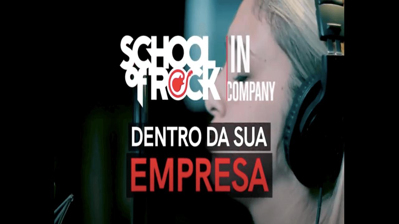 School of Rock In Company