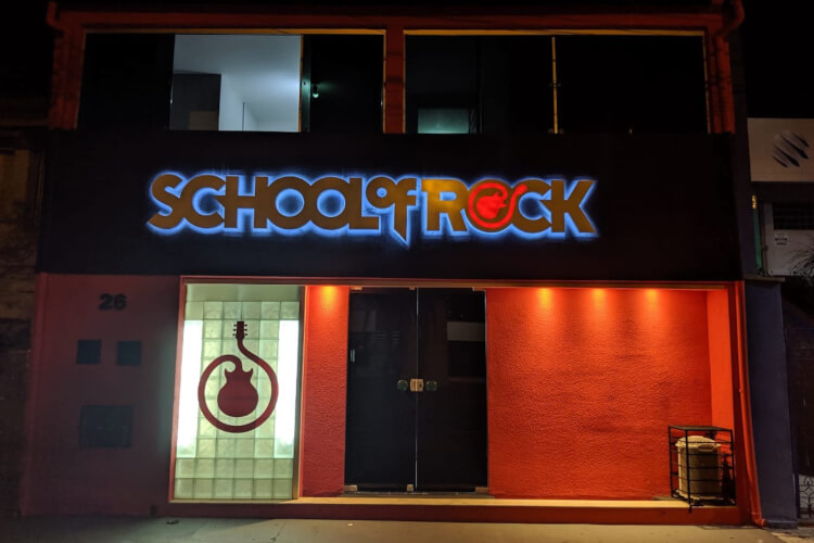 School of Rock Named a 2021 Top Franchise by Franchise Business Review