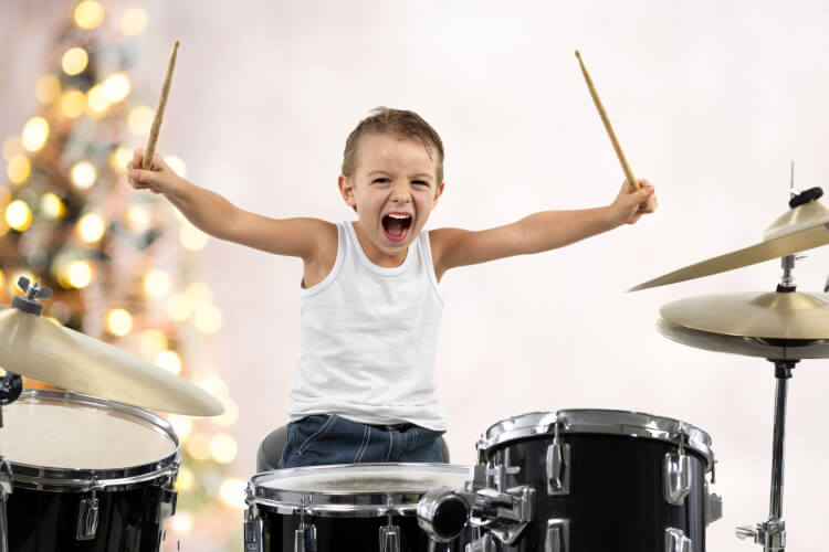 Give the gift of music lessons