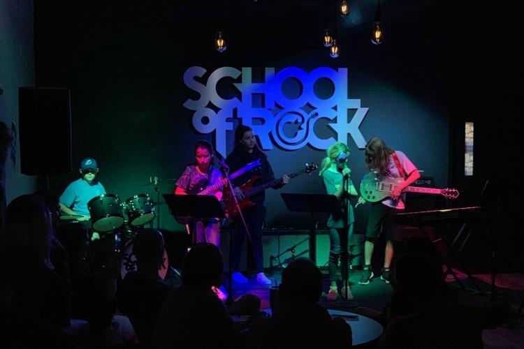 Best of the 90s Summer Camp School of Rock St. Petersburg