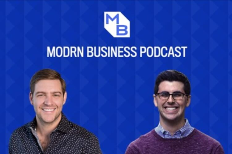 Picture of Modrn Business podcast