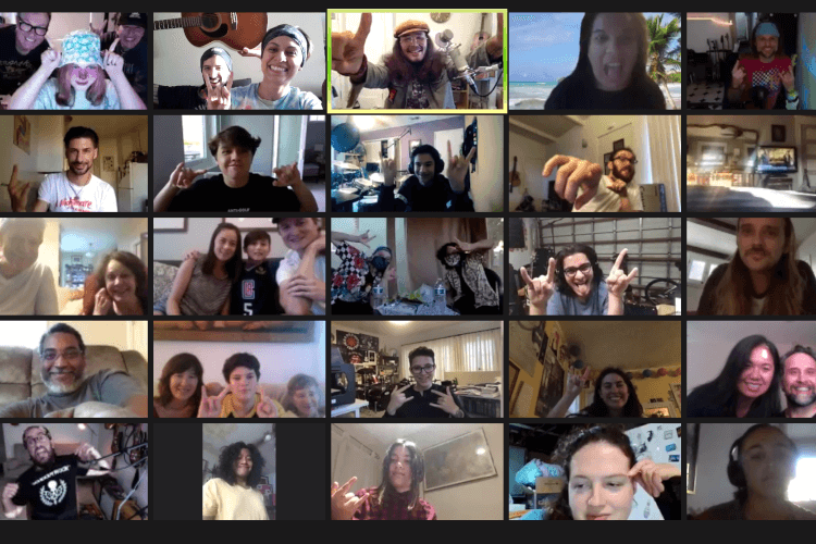 Our last Season Streaming Party!