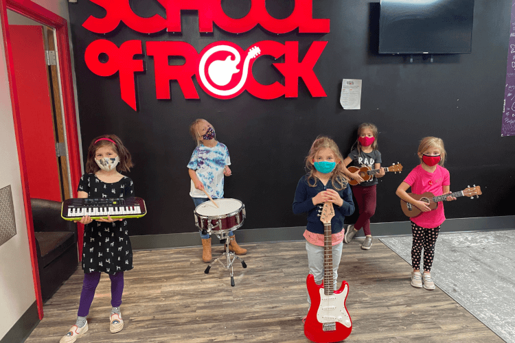 Rookies Music Class