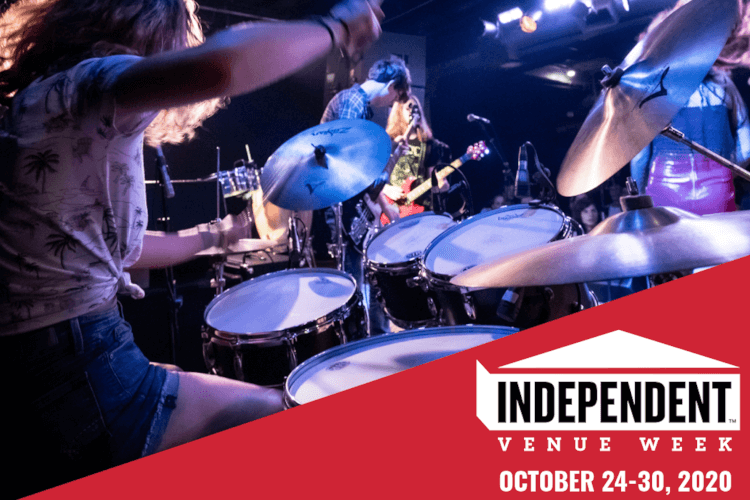 School of Rock Chicago West supports Independent Venue Week!