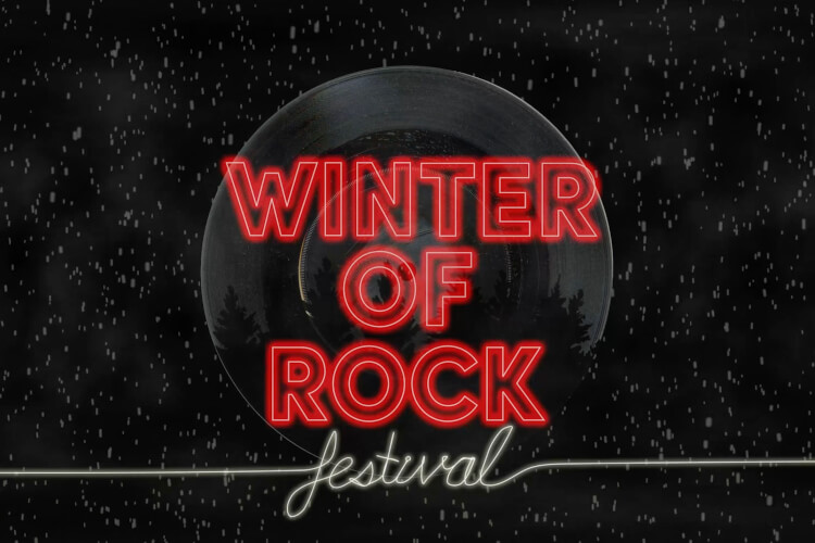 winter of rock festival