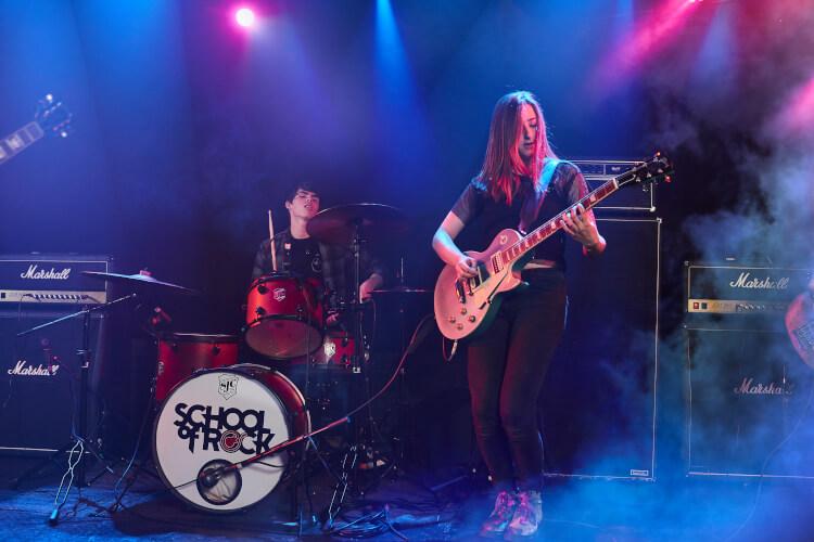 Show School of Rock