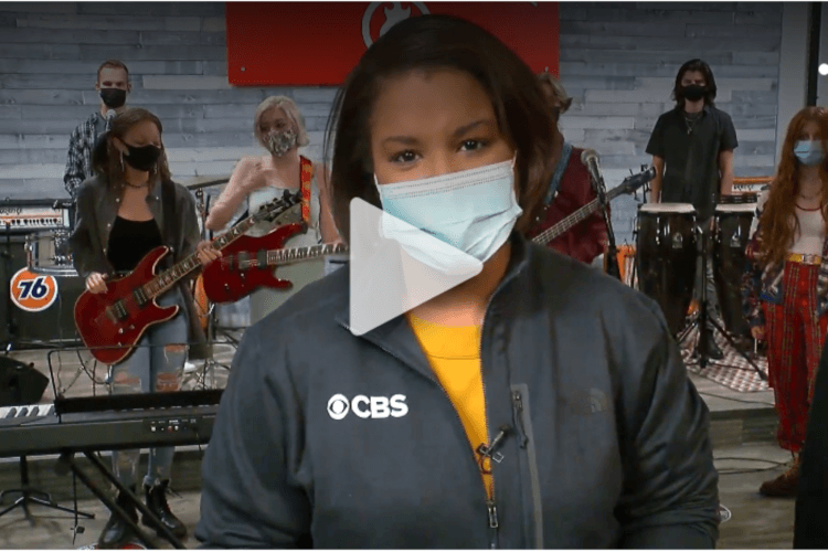 WCCO TV features School of Rock in its Summer Camp Series