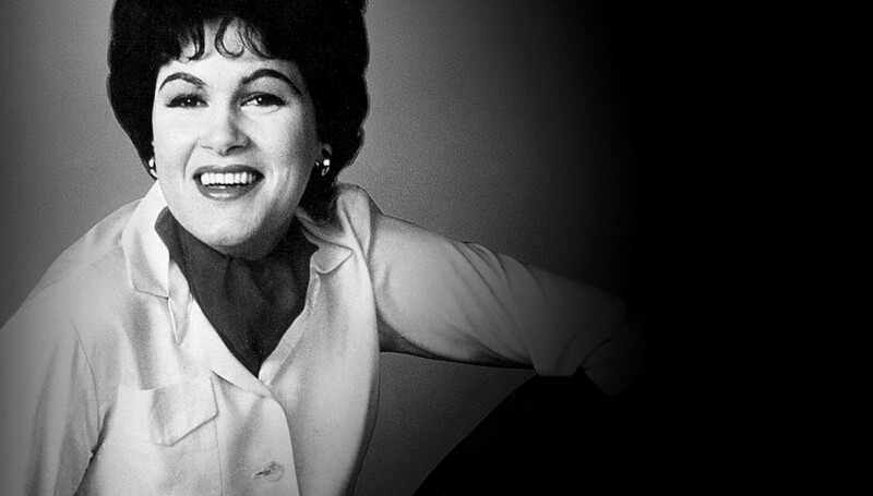 Patsy Cline, singer