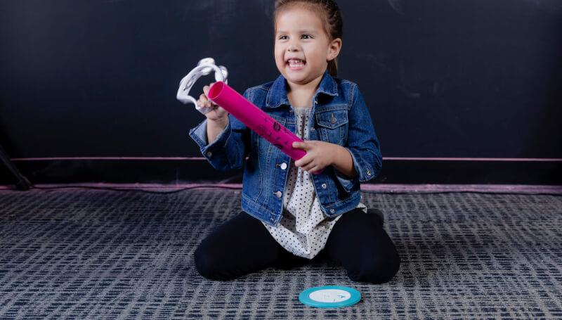 effects of music on child development