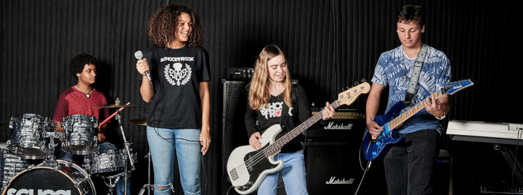 School of Rock Princeton | Music Lessons & Programs
