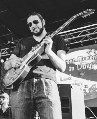 Guitar Teacher, Bass Guitar Teacher Jarrett Donoghue