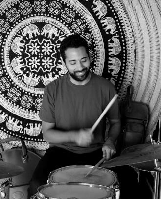 Drum Teacher Anthony Ortiz