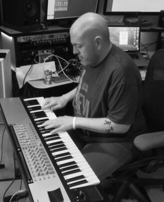 Keyboard Teacher Aaron Mahoney