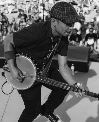 Aaron De La Rosa Guitar Teacher, Bass Guitar Teacher