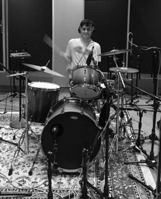 Drum Teacher Adrian Murphy