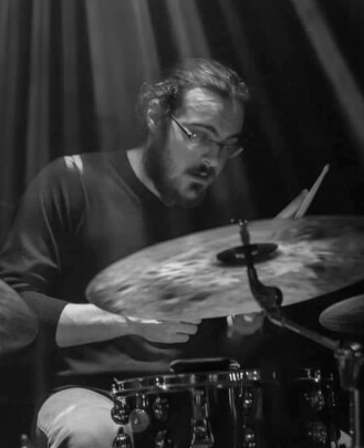 Drum Teacher Albie Witz