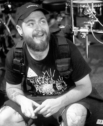 Drum Teacher Alex Pickert