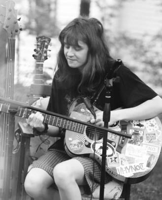 Guitar Teacher Alex Massey