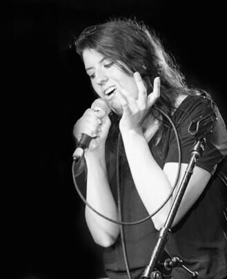Music teacher Amber Cresser at School of Rock
