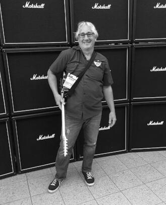 Andy Castleman Drum Teacher