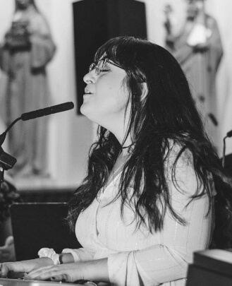 Singing Teacher Anna Petrillo