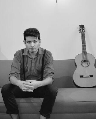 Guitar Teacher Aman Sagar