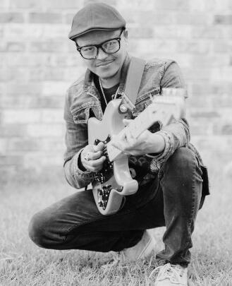 Guitar Teacher Ashesh Dangol