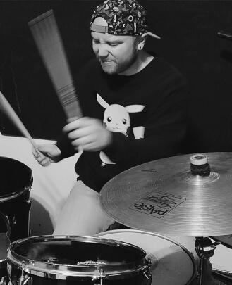 Drum Teacher Benjamin Hamilton