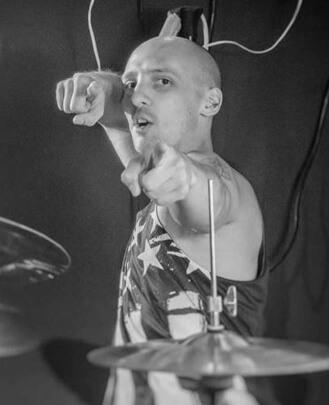 Drum Teacher Benjamin Martin
