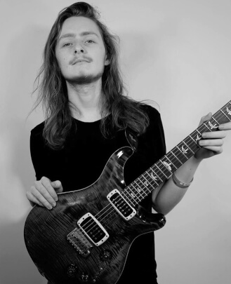Guitar Teacher, Bass Guitar Teacher  John Benoit