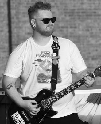 Guitar Teacher Blaik Podracky