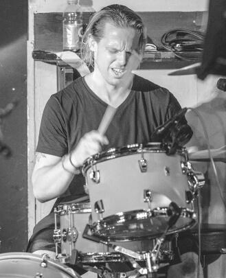 Drum Teacher Bobby Boyce