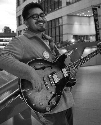 Guitar Teacher Bradley Stewart