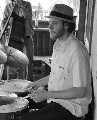 Assistant Music Director, Drum Teacher, Keyboard Teacher Brehnan Miller