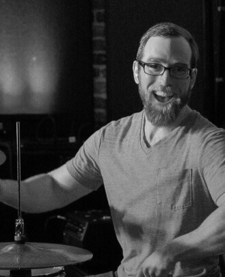 Drum Teacher Brent Beissel
