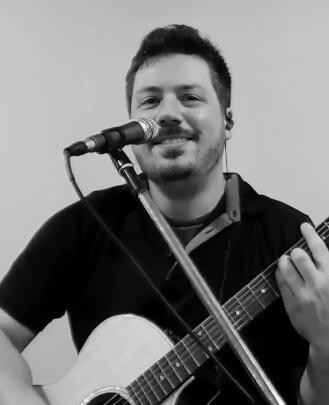 Guitar Teacher, Bass Guitar Teacher and Singing Teacher Brian Farley