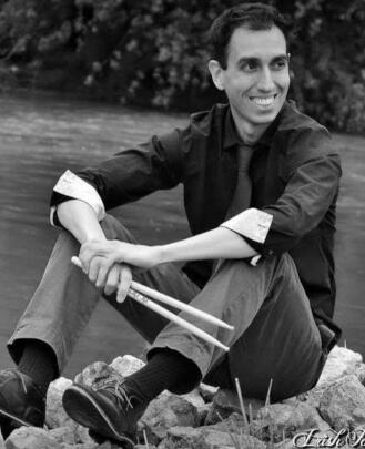Drum Teacher Bruno Cabrera