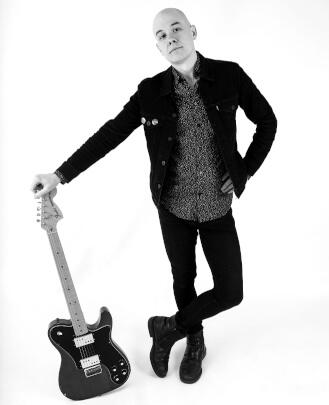 Singing Teacher, Guitar Teacher Tyler James