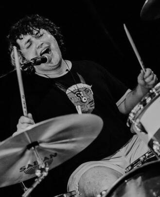 Singing Teacher, Drum Teacher Burt Tabet