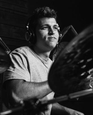 Drum Teacher, Chase Allen