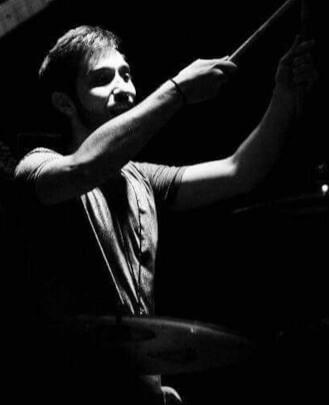 Drum Teacher Chris Veliz
