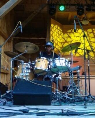 Drum Teacher Chris Narainen